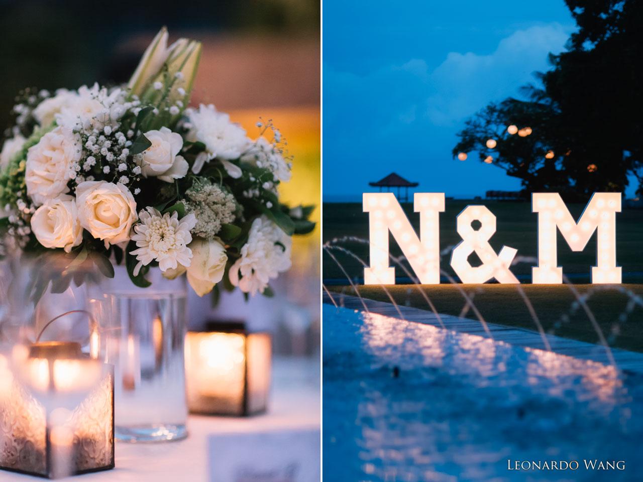 巴厘岛婚礼摄影Taman Bhagawan萨摩亚新人婚礼